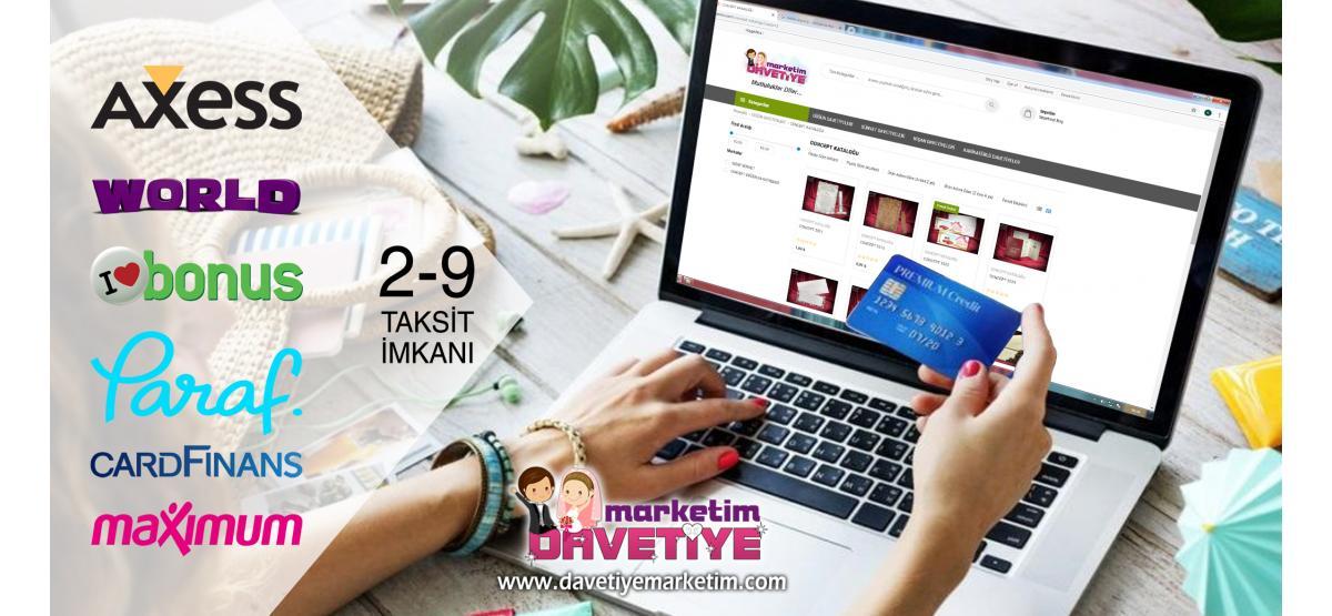 kredi kartı davetiye